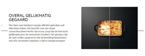 AEG KMS761000M combi-oven